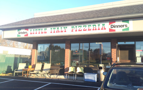 Little Italy's Pizza Review