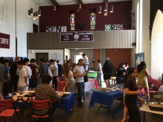 The annual International Festival was a success, attended by many community members.
