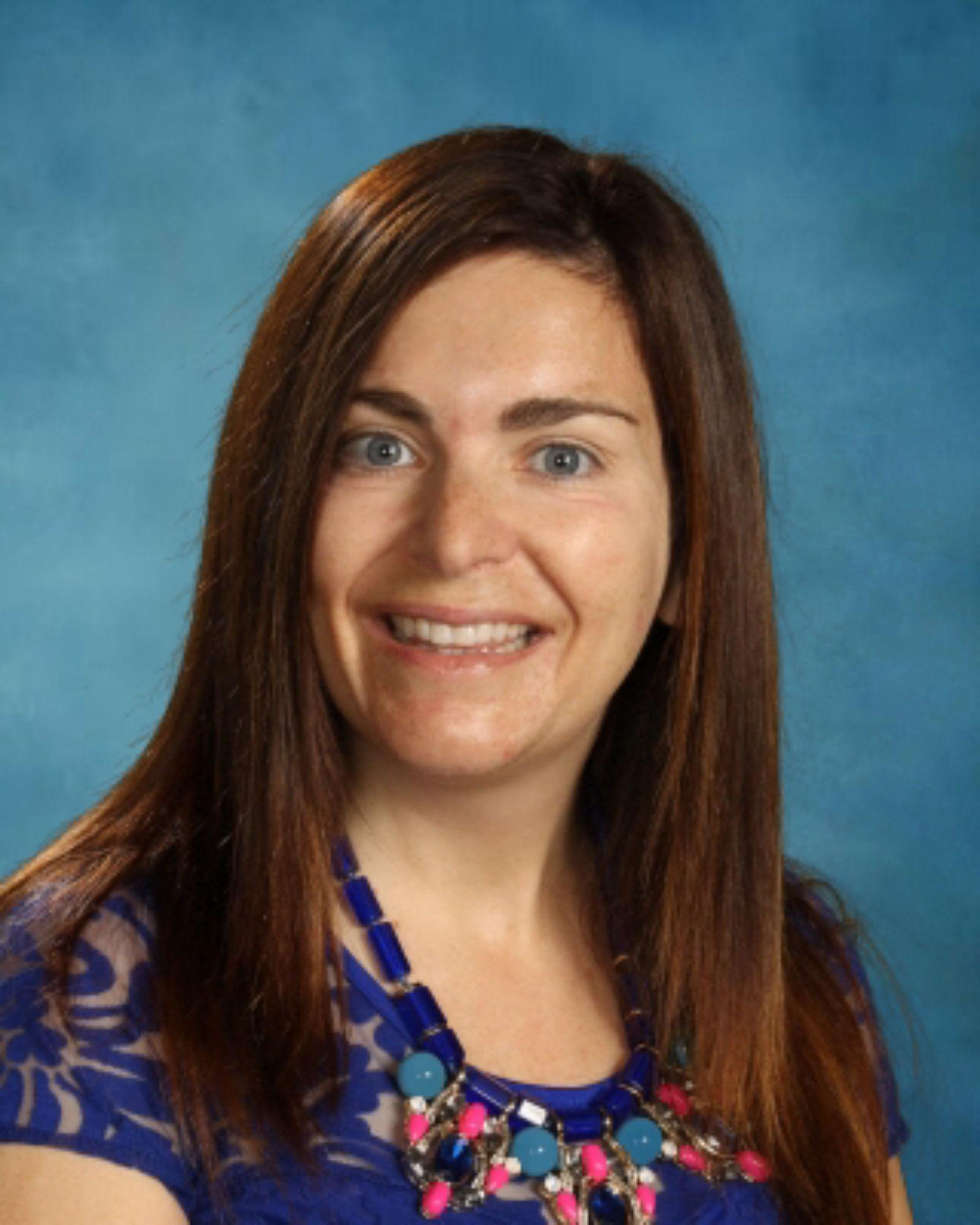 New ELL and English teacher Dawn LaRochelle brings a bounty of experience and enthusiasm to her position.