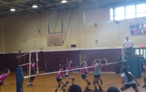 Setting New Standards in Girls' Varsity Volleyball