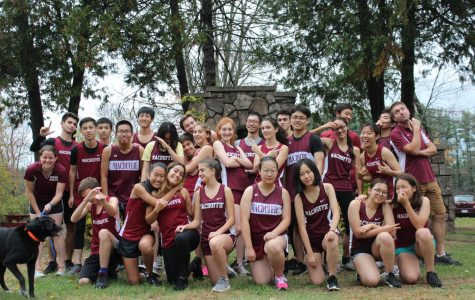 The MacDuffie School's First Cross Country Invitational