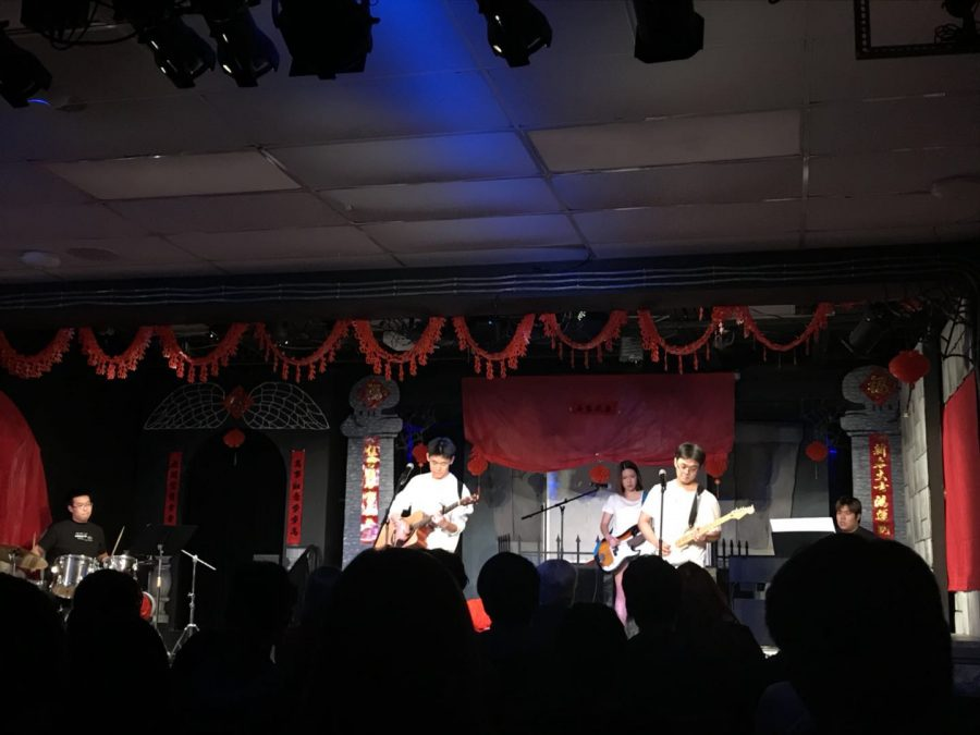 The+FTD+band+performing+at+the+Chinese+Spring+Gala+last+Friday.+Photo+by+Marvin+Duan+%E2%80%9919.%0A