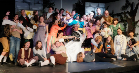 Theater Department Prepares for Fall Play