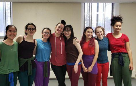 Guest Artist Visits MacDuffie Dancers