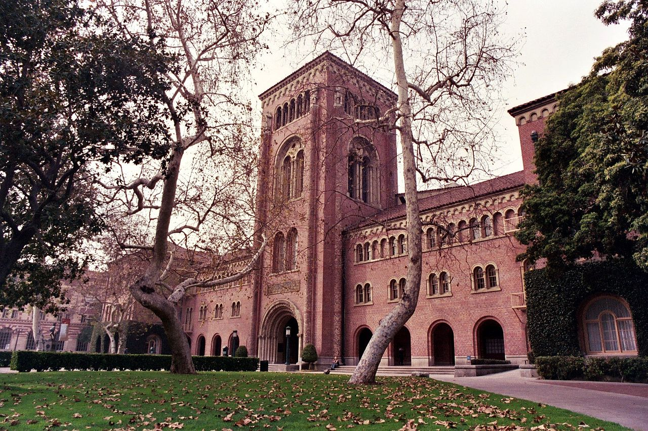 The University of Southern California, among other highly competitive American universities, was implicated in the recent college admissions scandal involving dozens of wealthy families. Photo via Wikimedia Commons under Creative Commons license.