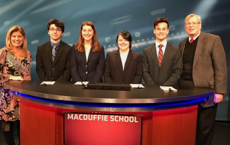 MacDuffie Competes in As Schools Match Wits for the 35th time