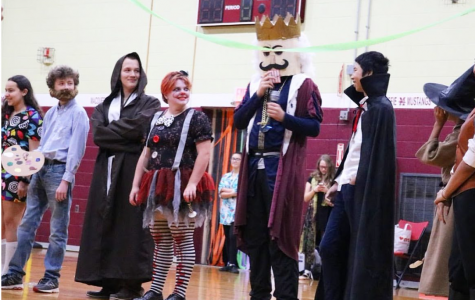 MacDuffie Celebrates Halloween with Costume Contest, Dance