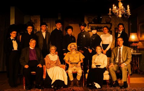 Fall Play Review: Arsenic and Old Lace